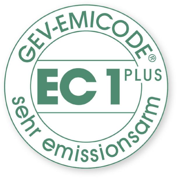 emicode - Гарантирано без вредни вещества