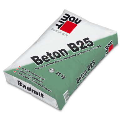beton Baumit B25